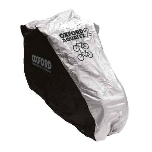 Oxford Aquatex Waterproof 2 Twin Bike Bicycle Cycle Scooter Rain Cover CC101